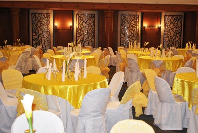 Table Setup & Table Set Up